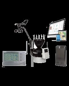 Vantage Pro2, inkl. konsol og WeatherLink Live Pakke
