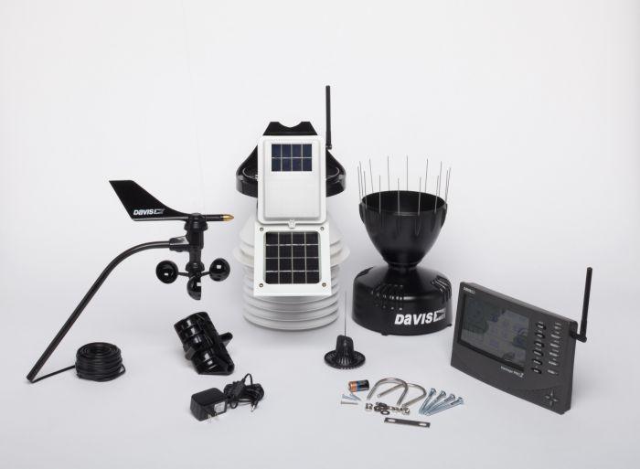 Davis Vejrstation Vantage Pro2 - trådløs med blæser
