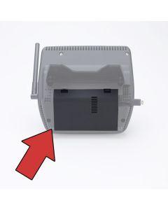 Davis batteri dæksel, VUE konsol