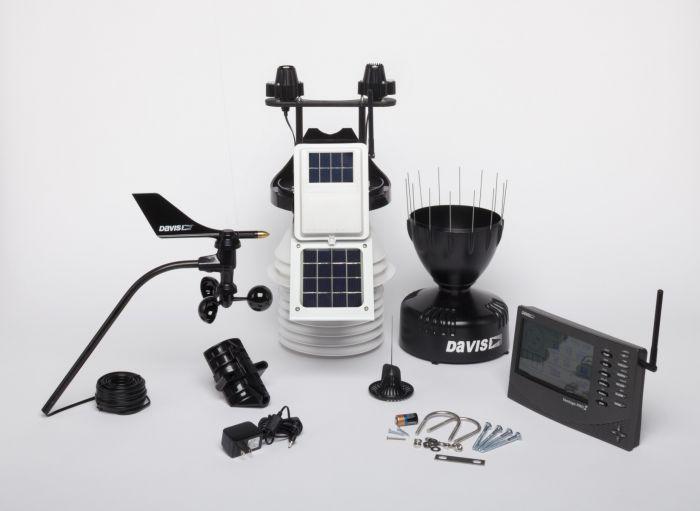 Davis Vejrstation Vantage Pro2 Plus - trådløs med blæser
